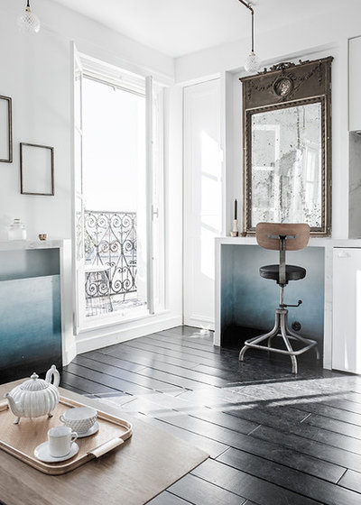 Scandinave Salon by Miriam Gassmann