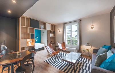 Visite Privée : L'appartement type du jeune parisien branché