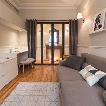 Paris X - Canal Saint Martin - Appartement 47m2