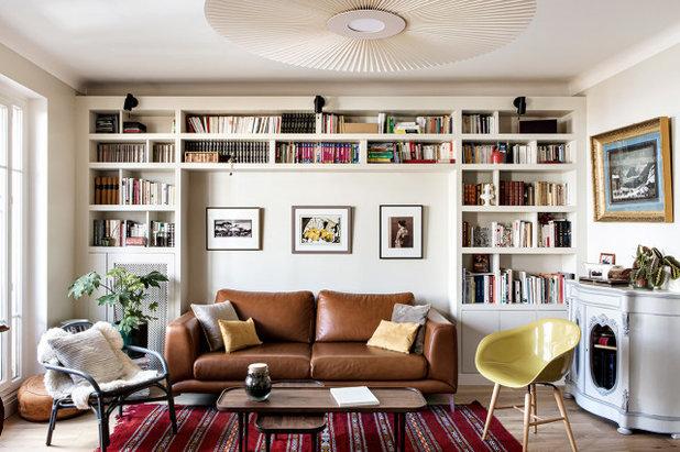 Contemporain Salon by Pamela Martin