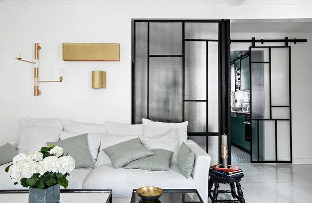 Contemporain Salon by Hauvette & Madani