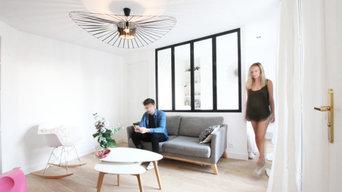 Petit appartement deviendra grand !