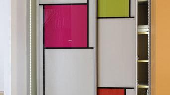 Placard/Dressing - Portes coulissantes