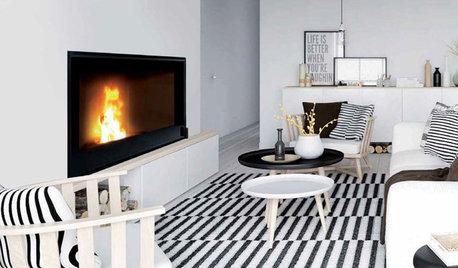 Ces aménagements au coin du feu vont vous faire aimer l'hiver