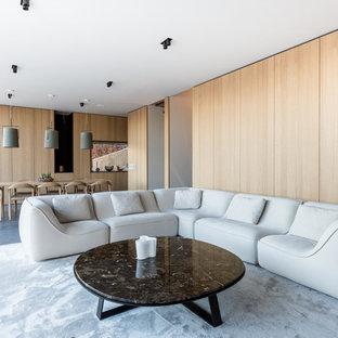 salon-moderne - Photo