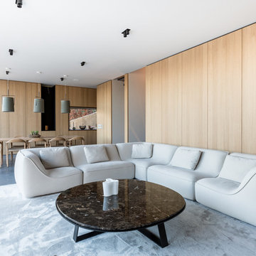 Moderne Salon