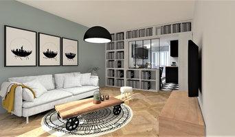 Projet de rénovation d'un appartement à Villeurbanne