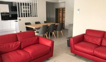 Ré-aménagement d'un appartement de 120 M2 à Marseille 13008