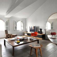 Ideas we Love: 17 Chic, Contemporary Interiors With Old Arches