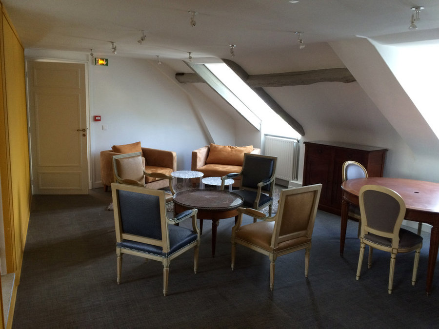 réhabilitation d'un Hôtel particulier à Versailles