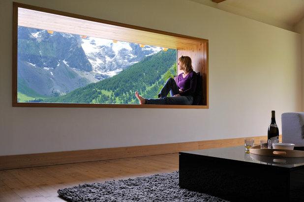 21 soluzioni per sedersi alla finestra, guardare fuori e sognare