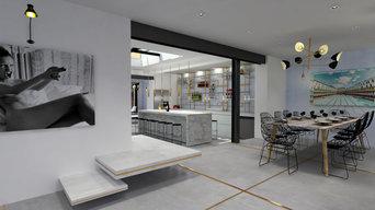 Réhabilitation de bureaux en un loft résidentiel