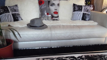 Relooking salon- home staging