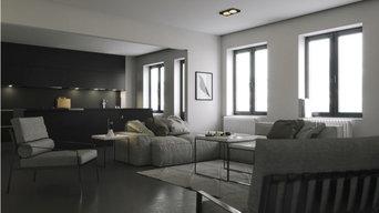 Design d'un appartement