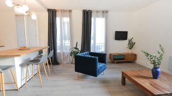 Rénovation appartement total Paris