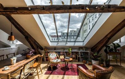 Avant/Après : À Paris, ce taudis renaît en loft à ciel ouvert