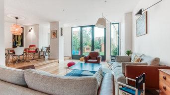 Rénovation complète d'un appartement à Clamart