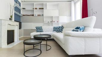 Rénovation complète d'un appartement de  90m2