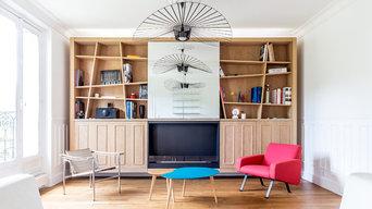 Rénovation complète d'un appartement Haussmannien 1.0
