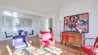 Rénovation complète d'un appartement parisien