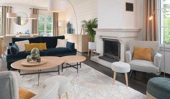 Rénovation complète d'un salon/salle à manger - Senlis