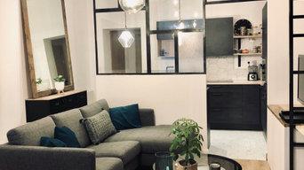 Rénovation complète d'une poterie en appartement - Valence