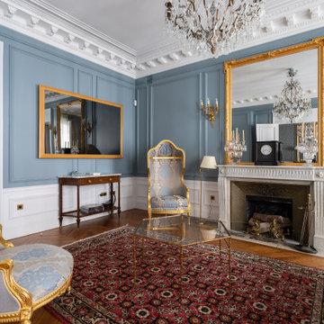 Renovation d'un Appartement à Paris 7ème