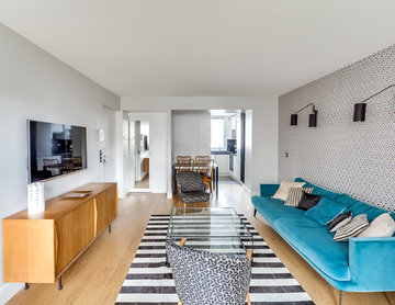 Rénovation d'un appartement à Paris