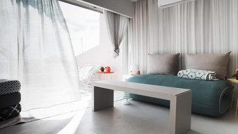 Rénovation d'un appartement au cap d'Agde