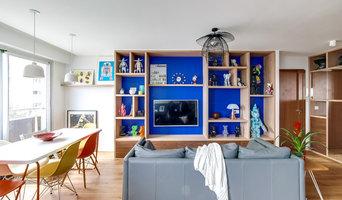 Rénovation d'un appartement de 80m2 à Paris 20