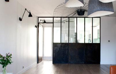 Visite Privée : La rénovation lumineuse d'un appartement familial