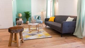 Rénovation d'un appartement place des Célestins