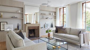 Rénovation d'un appartement rue Bonapart, Paris