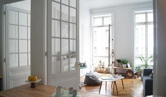 Rénovation d'un appartement type haussmannien à Lyon