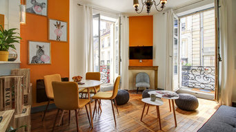 Rénovation d'un appartement type haussmannien