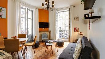 Rénovation d'un appartement type haussmannien