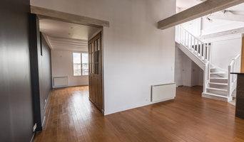 Rénovation d'un duplex à Boulogne