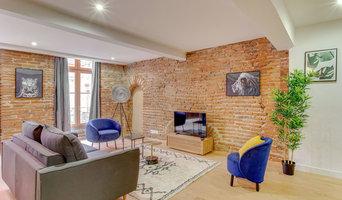 Rénovation d'un espace de coworking en 2 appartements