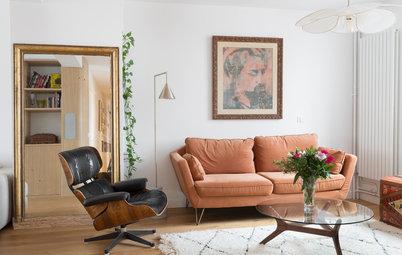 Avant/Après : Un appartement de famille entièrement relifté