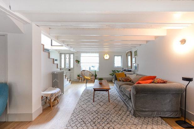 Contemporain Salon by Vicenzidesign