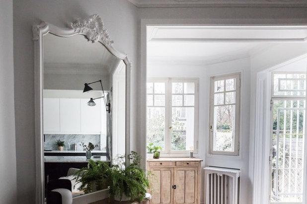 Contemporain Salon by Atelier Devergne