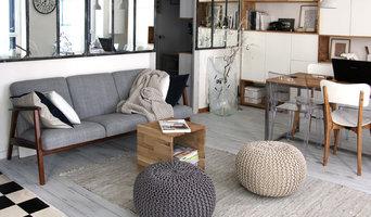 Rénovation d'une maison de ville en Sud Loire
