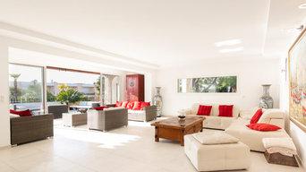 Rénovation d'une maison provençale sur les Hauteurs de Nice