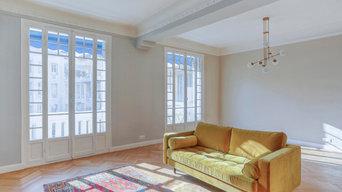 Rénovation de l'appartement de Mr & Mme  P