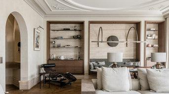 Rénovation de luxe