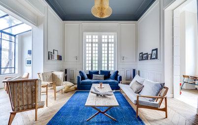 Вопрос: Как расставить диван и кресла