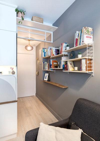 Contemporain Salon by Décodage Création