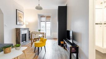 Rénovation totale d'un appartement à Paris 19ème