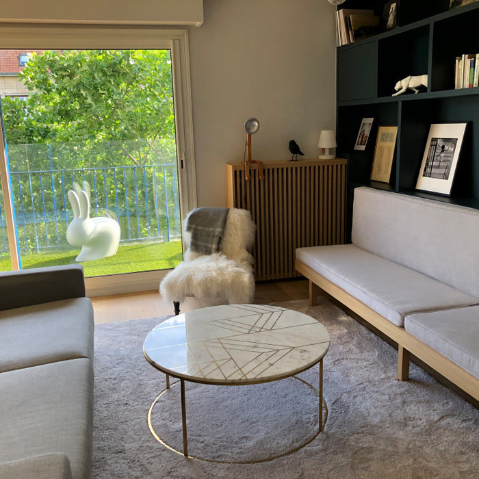 Rénovation totale d'un appartement familial