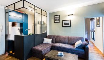 Rénovation totale d'un appartement T2 à Lyon